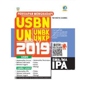 buku persiapan menghadapi usbn dan unbk/unkp sma ipa 2019
