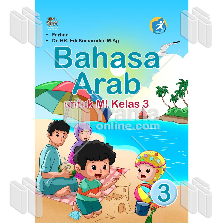 Buku Bahasa Arab Untuk Mi Kelas 3 Kurikulum 2013