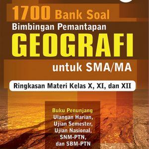 1700 bank soal bintap geografi untuk sma