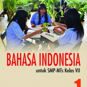 buku bahasa indonesia smp-mts kelas vii kurikulum 2013
