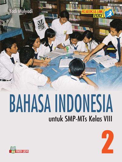 buku bahasa indonesia smp-mts kelas viii kurikulum 2013