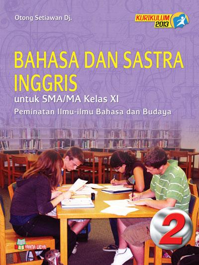 buku bahasa dan sastra inggris sma/ma kelas xi peminatan