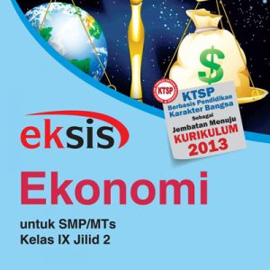 buku eksis ekonomi smp-mts kelas ix jilid 2