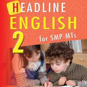 buku headline english 2 for smp-mts