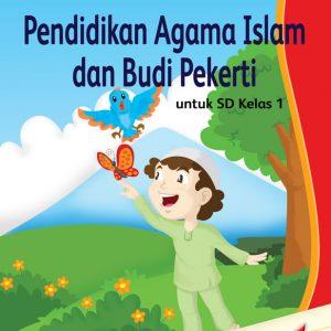 buku pendidikan agama islam dan budi pekerti sd kelas 1