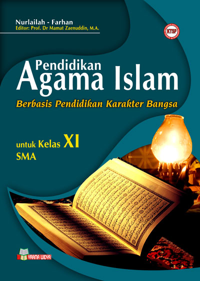 buku pendidikan agama islam berbasis karakter untuk sma kelas xi