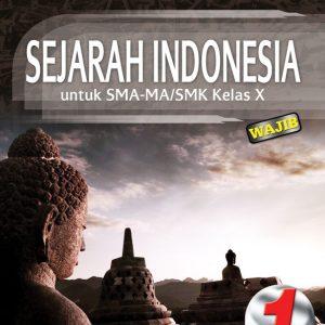 buku sejarah indonesia untuk sma/smk kelas x wajib