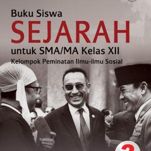 buku sejarah sma/ma kelas xii peminatan kurikulum 2013