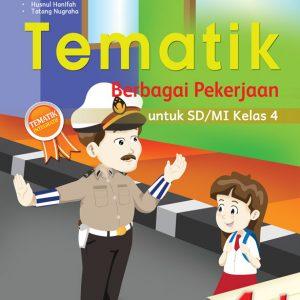 buku tematik 4d berbagai pekerjaan