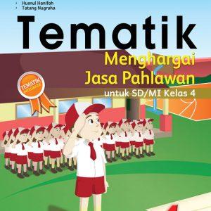 buku tematik 4e menghargai jasa pahlawan