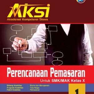 buku aksi perencanaan pemasaran smk kelas x bisnis manajemen