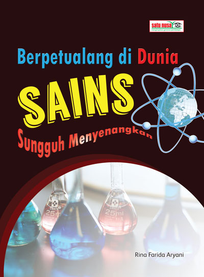 buku berpetualang di dunia sains