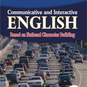 communicative and interactive english character grade viii