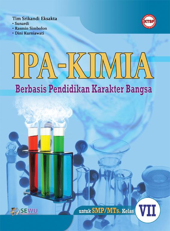 buku ipa-kimia berbasis karakter untuk smp-mts kelas vii