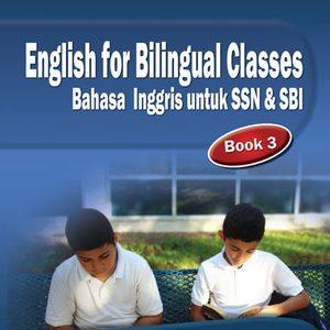 buku english for bilingual classes book 3