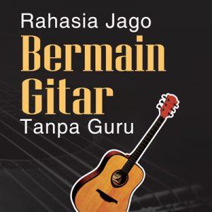 buku rahasia jago bermain gitar tanpa guru