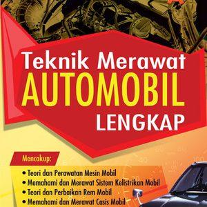 buku teknik merawat automobil lengkap