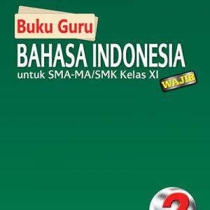 buku guru bahasa indonesia sma kelas xi wajib kurikulum 2013