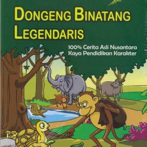 buku dongeng binatang legendaris