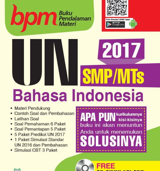 Materi Ujian Nasional Bahasa Indonesia Smp 2016 Newhairstylesformen2014 Com