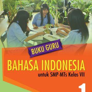 buku guru bahasa indonesia smp kelas vii kurikulum 2013