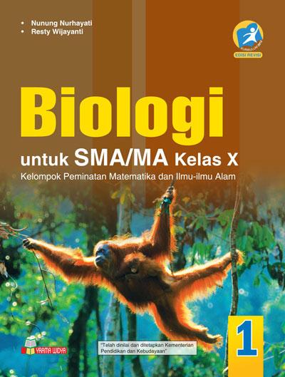 Buku Biologi Sma Ma Kelas X Peminatan Kurikulum 2013 Rev