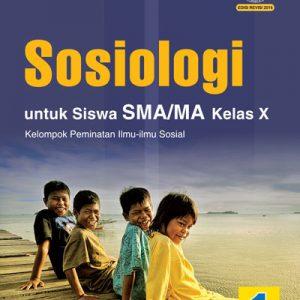 buku sosiologi untuk sma/ma kelas x