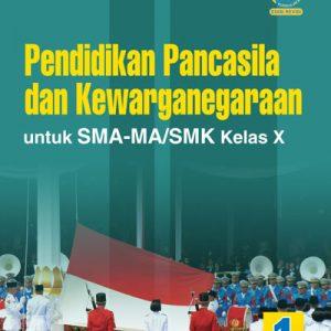 buku ppkn sma-ma/smk kelas x