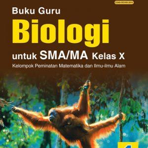 buku guru biologi sma/ma kelas x