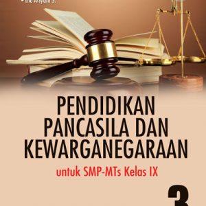 buku ppkn smp-mts kelas ix kurikulum 2013
