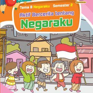 Buku Tematik TK B Tema 8
