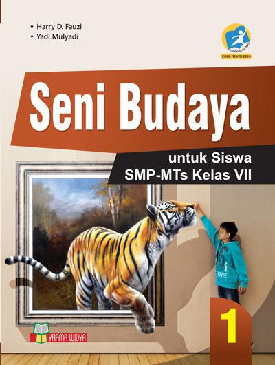 buku seni budaya smp-mts kelas vii