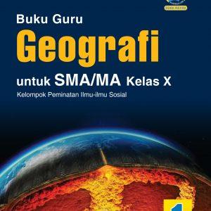 buku guru geografi sma/ma kelas x