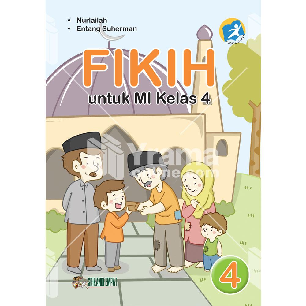 Buku Fikih untuk MI Kelas 4