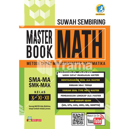 buku master book of math