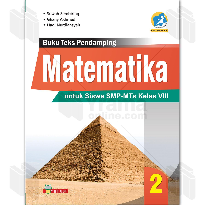 buku matematika smp-mts kelas viii