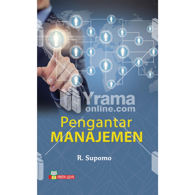 buku pengantar manajemen