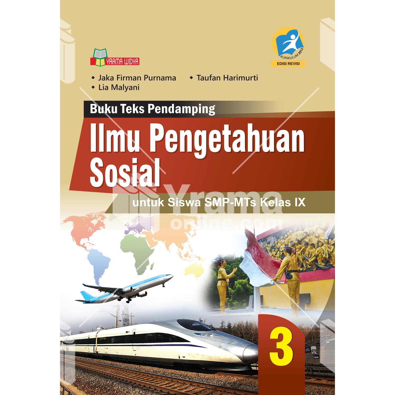 buku ilmu pengetahuan sosial untuk smp kelas ix
