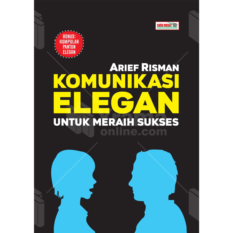 buku komunikasi elegan untuk meraih sukses