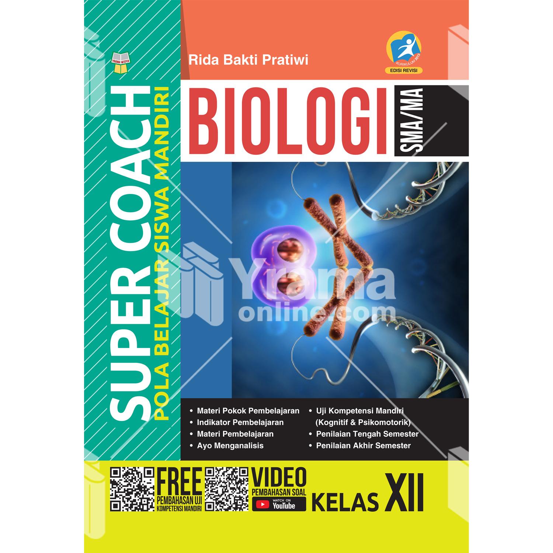 buku super coach biologi sma/ma kelas xii