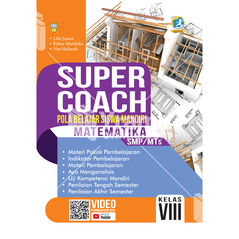 buku super coach matematika smp/mts kelas viii